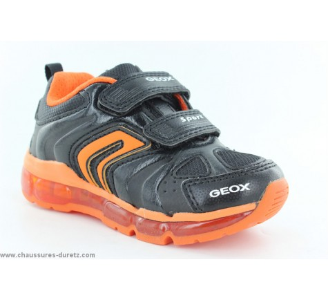 Geox DEALO Noir / Orange