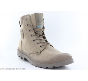 Bottines homme Palladium PAMPA SPORT WPS Dust / Falcon