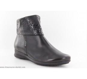 Boots femme Méphisto FIDUCIA Noir