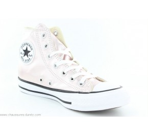 Baskets femme Converse ALL STAR HI Rose Quartz