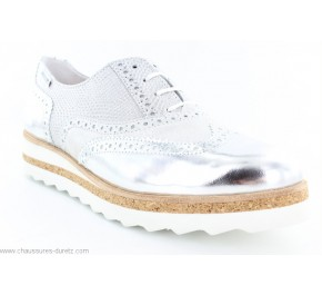 Chaussures femme Méphisto TOMASIA Silver