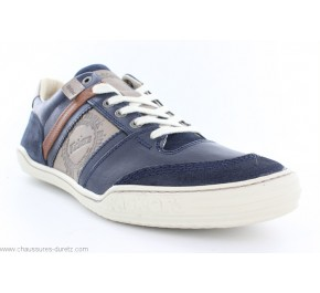 Baskets homme Kickers JEXPLORE Marine