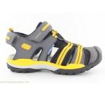 Sandales Geox KEPI Grey / Yellow