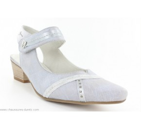 Chaussures femme Dorking MEISO 7385 Gris