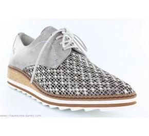 Chaussures femme Dorking MELOE 7152 Acier