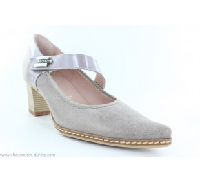 Chaussures Dorking grises femme