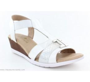 Sandales femme Artika FOSINI Blanc