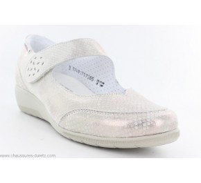 Ballerines femme Méphisto - JENYFER Light Sand