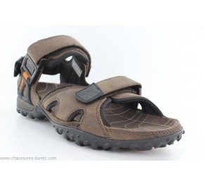 Sandale homme All Rounder ROCK Marron