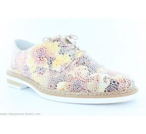 Chaussures femme Rieker BANDE Multi N0400-90
