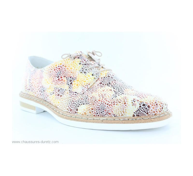Chaussures femme Rieker BANDE Multi N0400 90