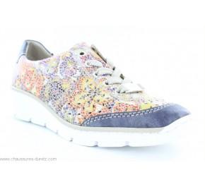 Chaussures femme Rieker - BAIN Multi N42V1-40