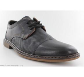 Chaussures homme Rieker BACH Noir 134B7-00