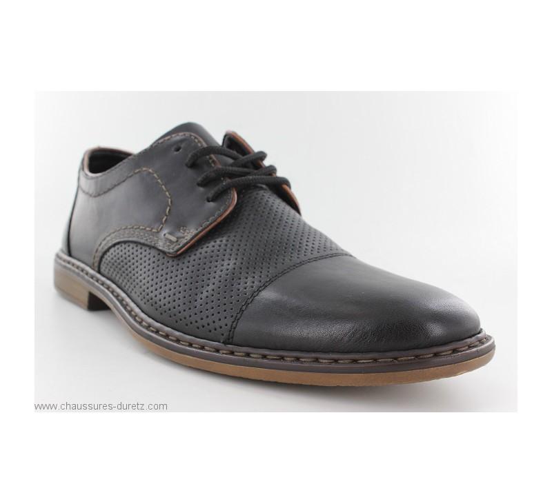 Chaussures homme Rieker BACH Noir 134B7 00