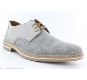 Chaussures homme Rieker BABY Gris B1422-40