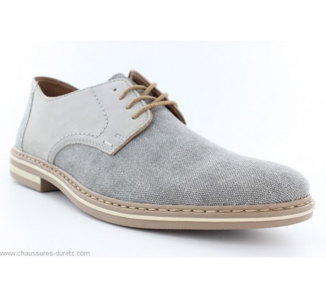 Chaussures homme Rieker BABY Gris B1422 40