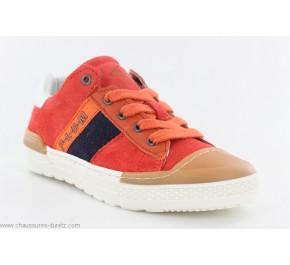Chaussures garçons Palladium DIAMO Orange