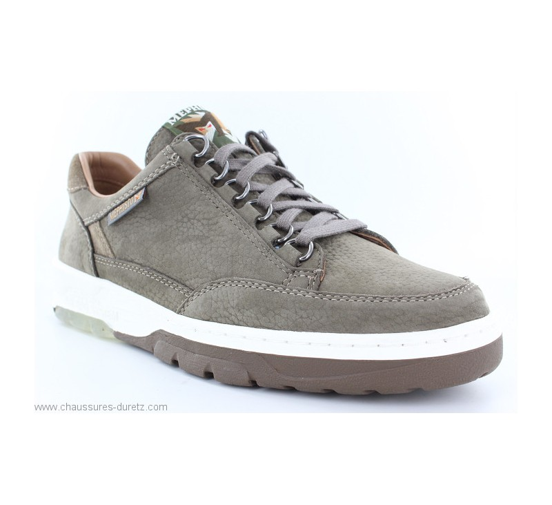 Chaussures homme Méphisto MICK Taupe