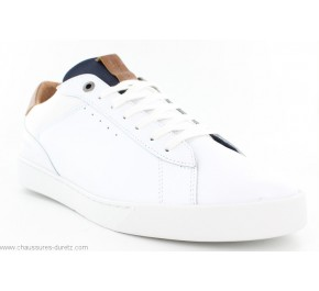 Baskets homme Redskins - AMICAL Navy / Cognac