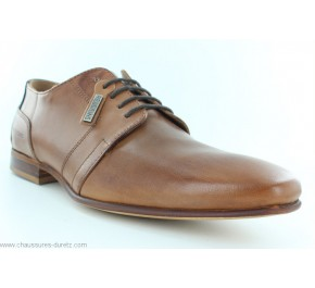 Chaussures homme Redskins BUISAL Cognac