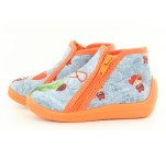 Pantoufles Bellamy DAX Orange