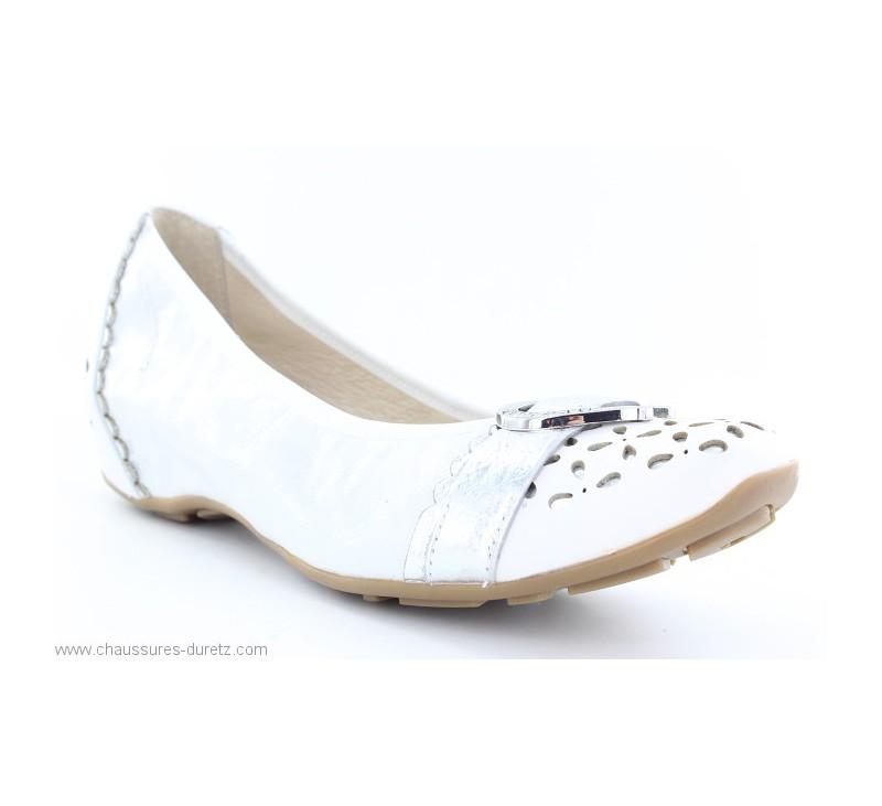 Ballerines femme Rieker DIFUS Grey 41458 91