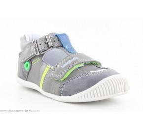 Chaussures garçon Babybotte POP Gris