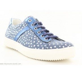 Baskets fille Bopy SOLENE Jean