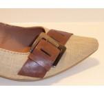 Chaussures Tamaris VRAI Toile Beige