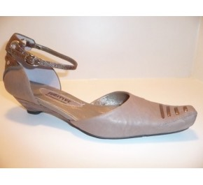 Chaussures femme Fugitive RIVER Taupe