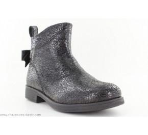 Boots fille Géox FUNK Noir