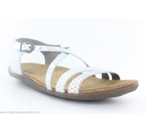 Sandales femme Kickers ATOMIUM Blanc