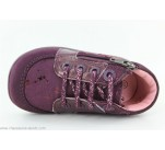 Bottines Kickers BOUSTAR Violet
