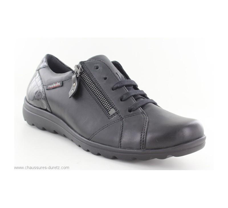 détaillant en ligne fff14 4312a Chaussures femme Méphisto CAMILIA Noir