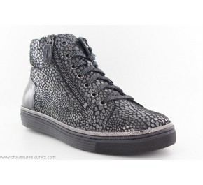 Bottines femme Mephisto ELVINA Dark Grey