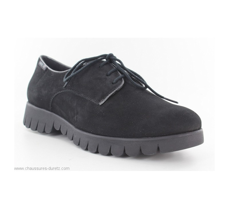 Chaussures femme Méphisto LOREEN Noir