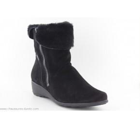 Boots femme Méphisto SEDDY WINTER Noir