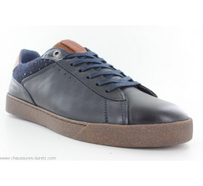 Baskets homme Redskins AMICAL Navy / Cognac