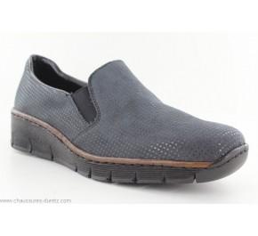Chaussures femme Rieker - RUT Noir 44310-00
