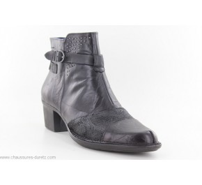 Boots femme Dorking NANO 7371 Noir