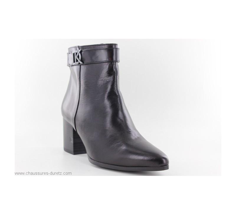 41cf1d1c05 Boots Dorking NATAL 7698 Noir | Talons hauts Dorking pour Femme