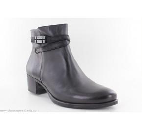 Boots femme Dorking NAZE 7637 Noir