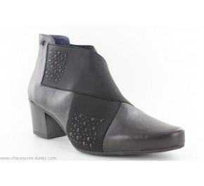 Boots femme Dorking NEAN 7662 Noir