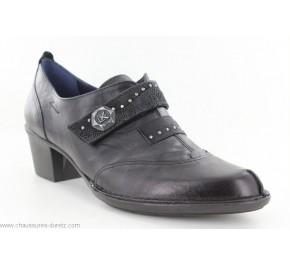 Chaussures femme Dorking NONE 7558 Noir