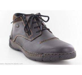 Bottines homme Rieker CRAVE Marron...