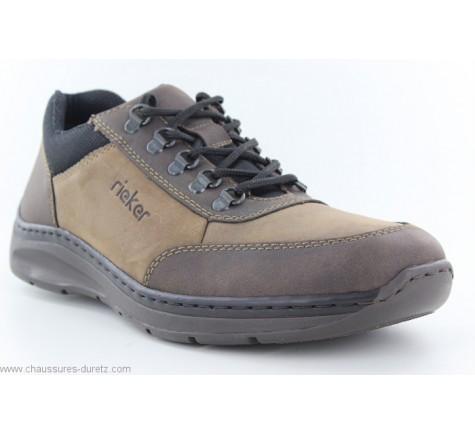 Chaussures homme Rieker CRABE Marron B8923 25