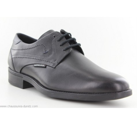 934ef0bc1d37c5 Chaussures Mephisto CIRUS Noir | Chaussures Ville Mephisto pour Homme