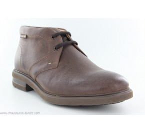 Bottines homme Méphisto OWEN Dark Brown