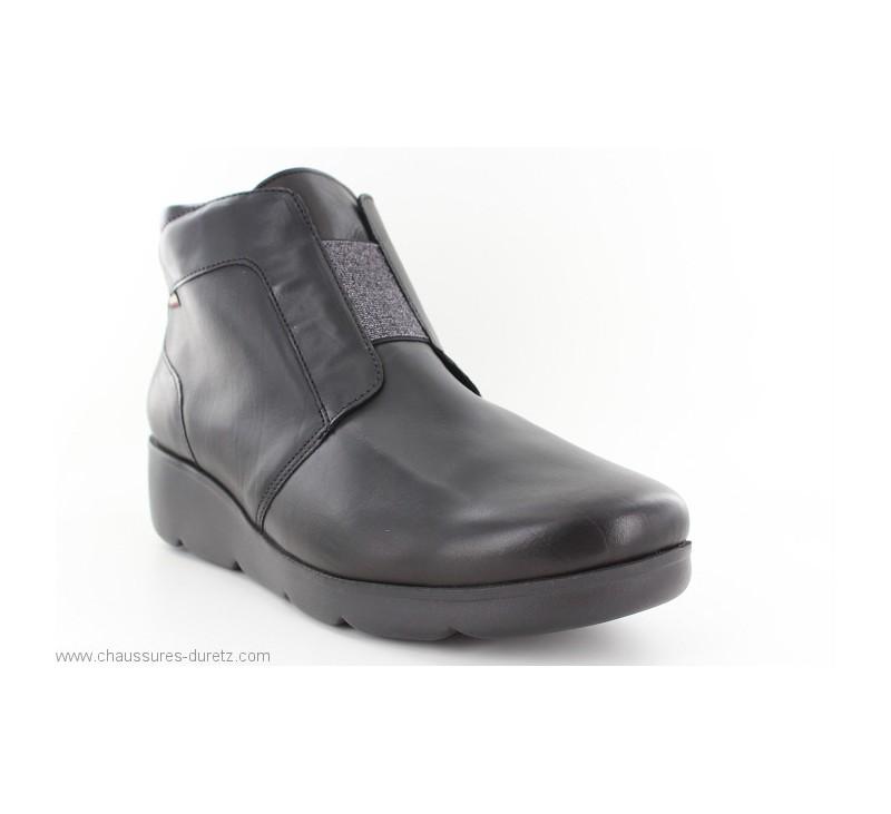 aliexpress les plus récents styles de mode Boots femme Méphisto GISLENE Noir