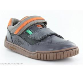 Chaussures garçon Kickers WIKETTE Gris
